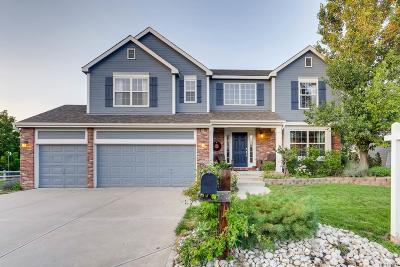 The Farm Single Family Home Under Contract: 18149 East Caley Circle