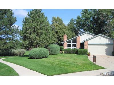 Willow Creek Single Family Home Active: 7887 South Trenton Street