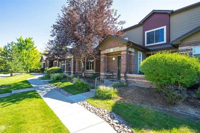 Highlands Ranch Condo/Townhouse Under Contract: 6510 Silver Mesa Drive #D