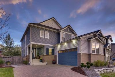 Meadows, The Meadows Single Family Home Under Contract: 3418 Starry Night Loop