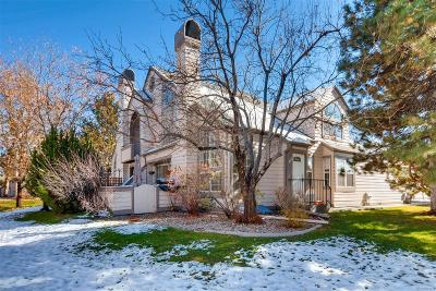 Littleton Condo/Townhouse Under Contract: 5046 South Nelson Street #A