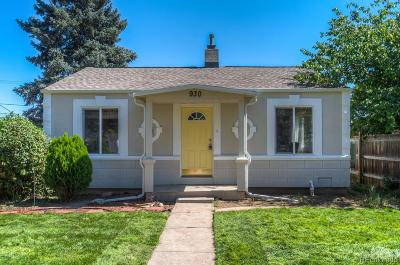 Denver Single Family Home Active: 930 Grove Street