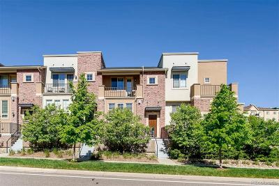 Highlands Ranch CO Condo/Townhouse Active: $425,000