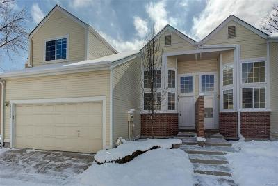 Condo/Townhouse Under Contract: 12994 West 64th Drive #A