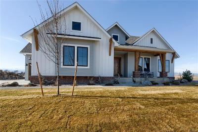 Berthoud Single Family Home Active: 516 Nesting Eagles Way