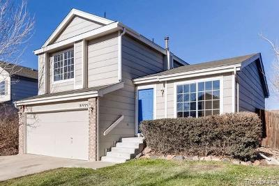Centennial Single Family Home Under Contract: 21535 East Crestline Drive