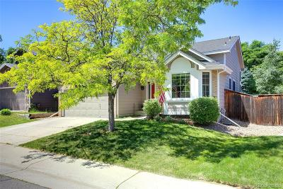 Highlands Ranch Single Family Home Under Contract: 9787 Goldfinch Lane