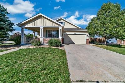 Castle Rock Single Family Home Active: 5505 East Burlington Drive