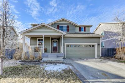 Brighton Single Family Home Under Contract: 4726 Spinning Wheel Drive