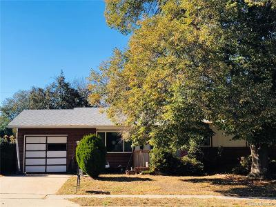 Denver Single Family Home Active: 2201 South Lowell Boulevard
