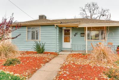 Denver Single Family Home Under Contract: 4850 Umatilla Street
