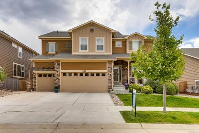 Erie Single Family Home Under Contract: 1588 Hickory Drive