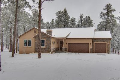 Black Forest, Black Forest Estates, Black Forest Park, Black Forest Reserve, Black Forest Highlands, Black Forest Ranchettes Single Family Home Active: 10956 Silver Mountain Point