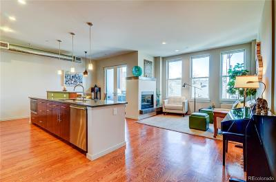 Boulder Condo/Townhouse Active: 1505 Pearl Street #210