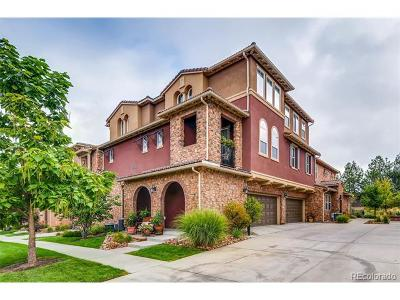 Highlands Ranch Condo/Townhouse Under Contract: 9398 Loggia Street #C