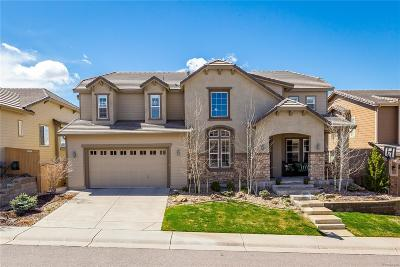 Highlands Ranch Single Family Home Under Contract: 11005 Shadowbrook Circle