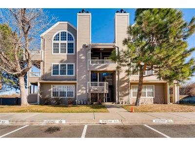 Lakewood Condo/Townhouse Under Contract: 5745 West Atlantic Place #107