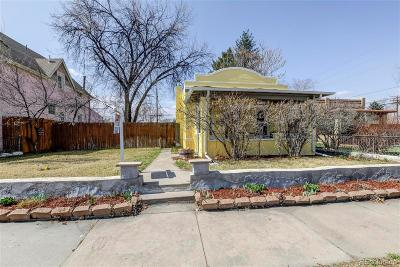 Denver Single Family Home Under Contract: 2509 South Acoma Street