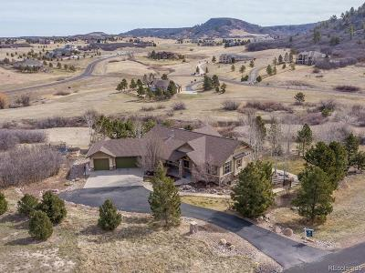 Bell Mountain Ranch Single Family Home Active: 501 Young Circle
