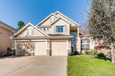 Aurora, Denver Single Family Home Active: 5672 South Rome Street