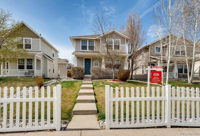 Frederick Single Family Home Under Contract: 5838 Canyon Street