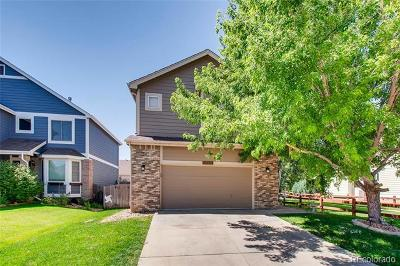 Firestone Single Family Home Active: 6286 Stagecoach Avenue