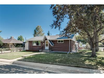 Arvada Single Family Home Active: 7492 West 67th Place