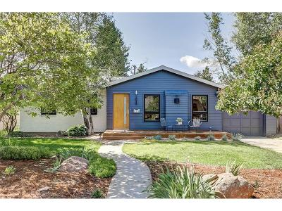 Boulder Single Family Home Active: 2058 Alpine Drive