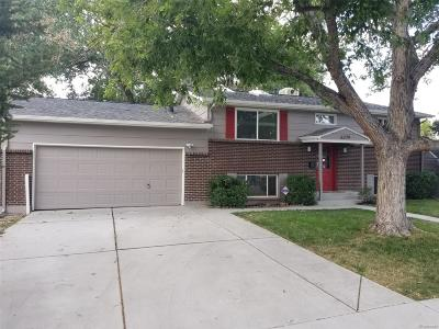 Arvada Single Family Home Active: 6279 Reed Street