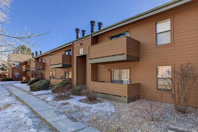 Lakewood Condo/Townhouse Active: 3315 South Ammons Street #204