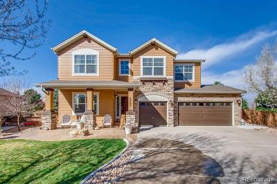 Broomfield Single Family Home Active: 2565 Bay Point Lane