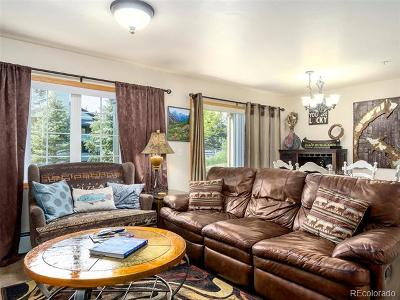 Steamboat Springs Condo/Townhouse Active: 3345 Columbine Drive #8028