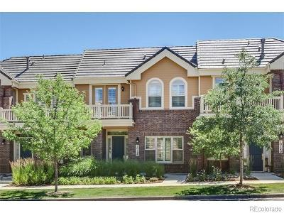 Highlands Ranch, Lone Tree Condo/Townhouse Active: 10138 Ridgegate Circle
