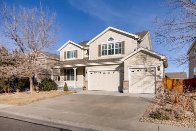 Centennial Single Family Home Active: 4502 South Jebel Way