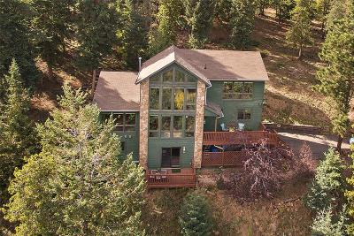 Evergreen Single Family Home Active: 7061 Brook Forest Drive