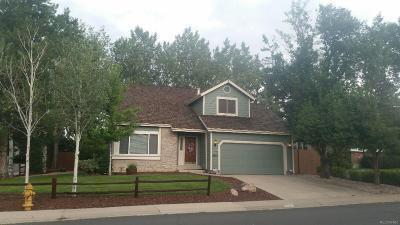 Centennial Single Family Home Active: 3343 East Euclid Place