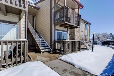 Aurora Condo/Townhouse Active: 1895 South Pitkin Street #A