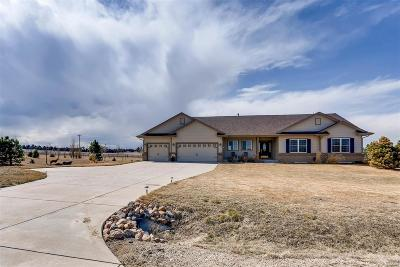 Arapahoe County Single Family Home Active: 785 Antelope Drive