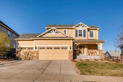 Aurora CO Single Family Home Active: $415,000