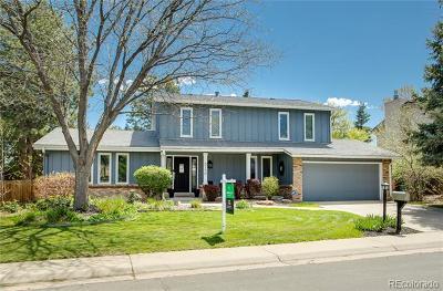 Single Family Home Active: 5750 South Geneva Street
