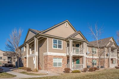 Littleton Condo/Townhouse Under Contract: 4385 South Balsam Street #8-203