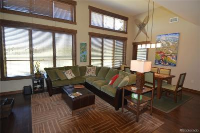 Steamboat Springs Condo/Townhouse Active: 1175 Bangtail Way #5118
