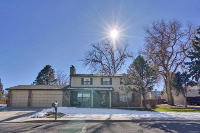 Broadmoor Single Family Home Active: 320 West Cheyenne Mountain Boulevard