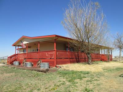 Hudson Single Family Home Under Contract: 20649 Highway 52