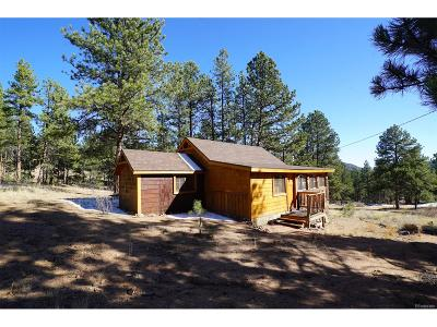 Pine CO Single Family Home Active: $125,000