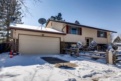 Aurora Single Family Home Active: 14814 East Arizona Place