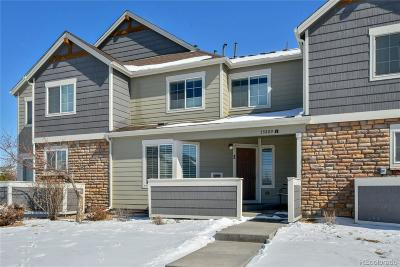 Commerce City Condo/Townhouse Under Contract: 15800 East 121st Avenue #R2