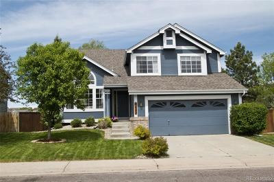Castle Rock Single Family Home Active: 4621 North Diamond Leaf Drive