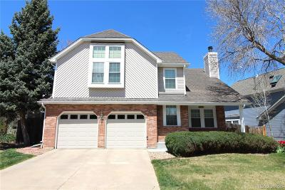 Thornton Single Family Home Active: 13552 Jackson Street