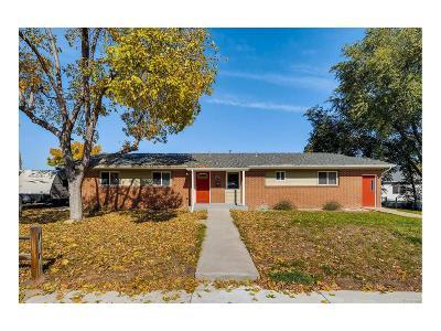 Littleton Single Family Home Under Contract: 5907 West Elmhurst Avenue